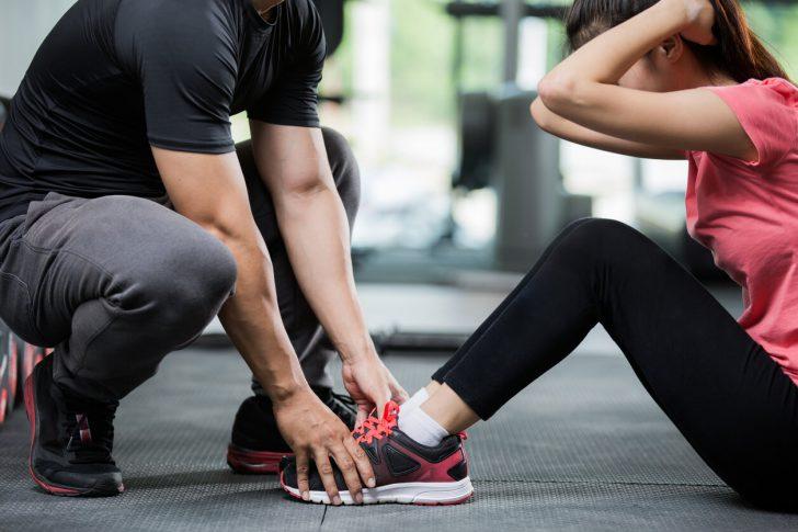 パーソナルトレーニング,腰痛