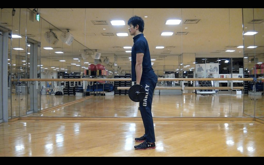 トレーニング,下半身,股関節,デッドリフト