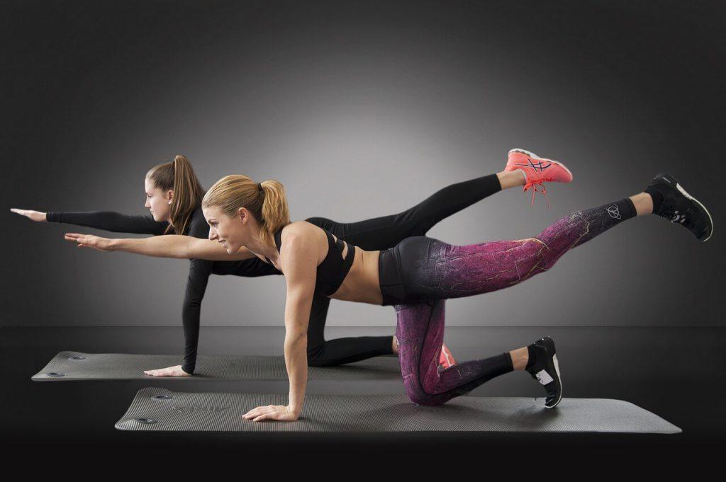 体幹,トレーニング