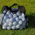ゴルフ,下半身,安定,トレーニング,ボール