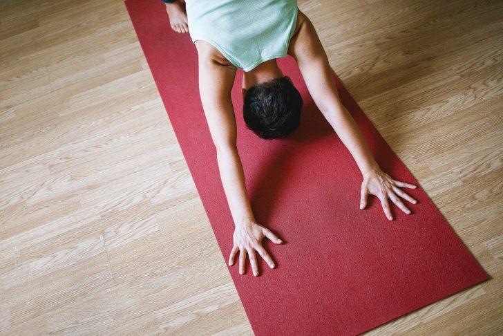 体幹トレーニング,効果
