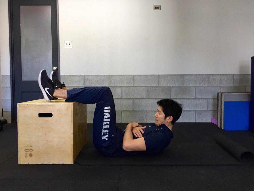 体幹トレーニング,クランチ,間違い