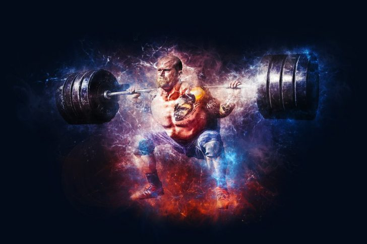 筋トレ,大きい筋肉,スクワット