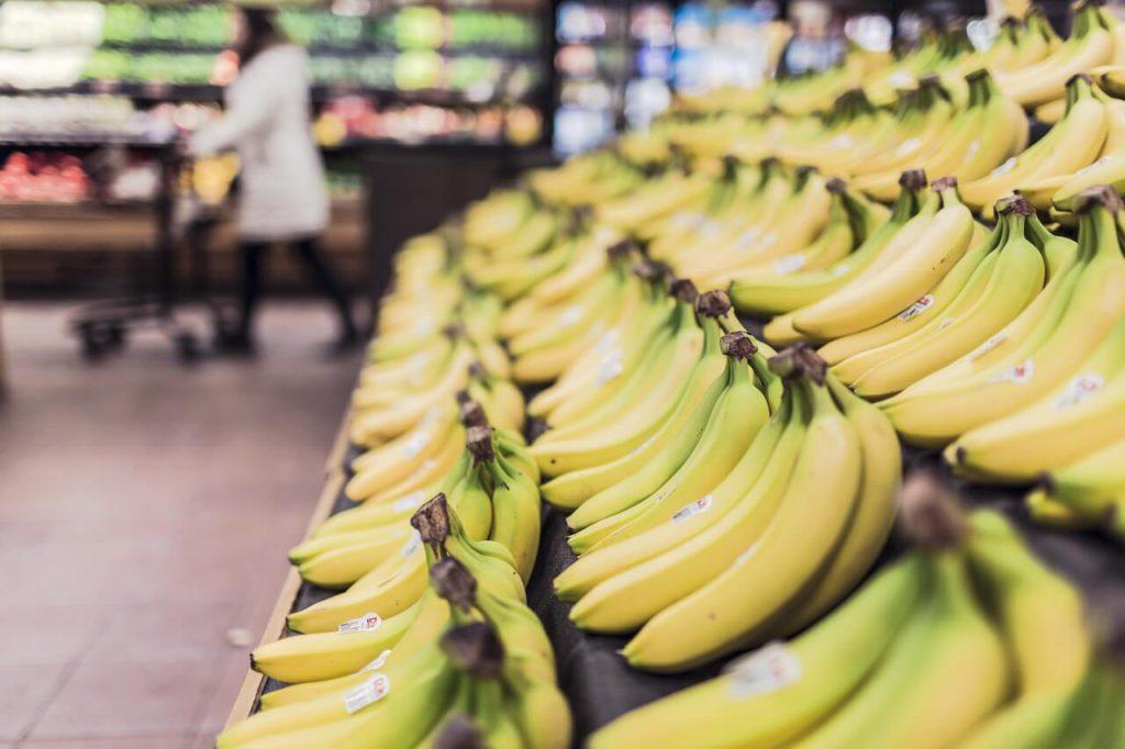 ダイエット,糖質,バナナ