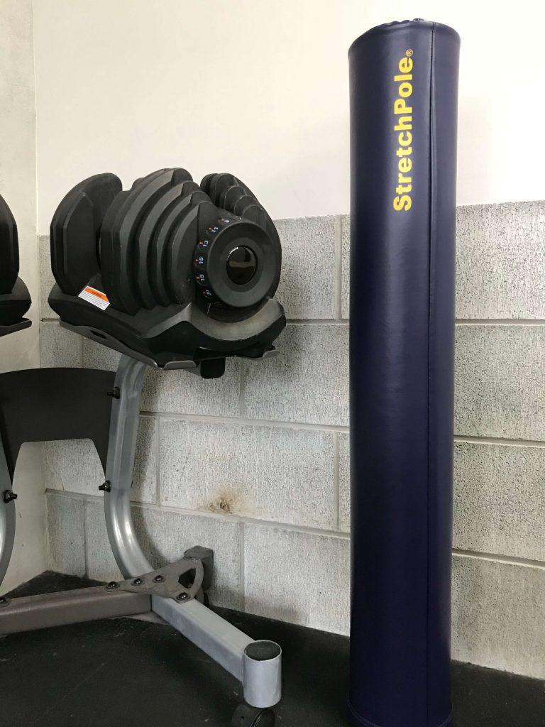 ストレッチポール,腰痛,改善