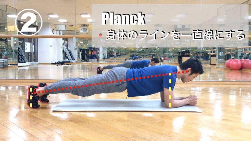 ゴルフ,体幹トレーニング,プランク